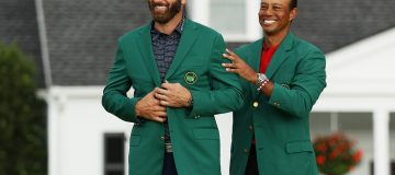 The Masters, won last year by Tiger Woods, is one of the sporting highlights of the next month, when the UK will be in lockdown again