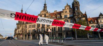 Thieves Steal One Billion Euros Worth Of Jewels From Grünes Gewölbe In Dresden
