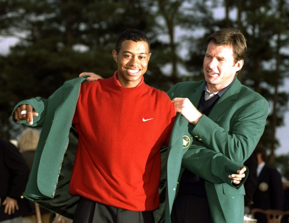 Five-time winner Tiger Woods has won more Masters prize money than anyone else