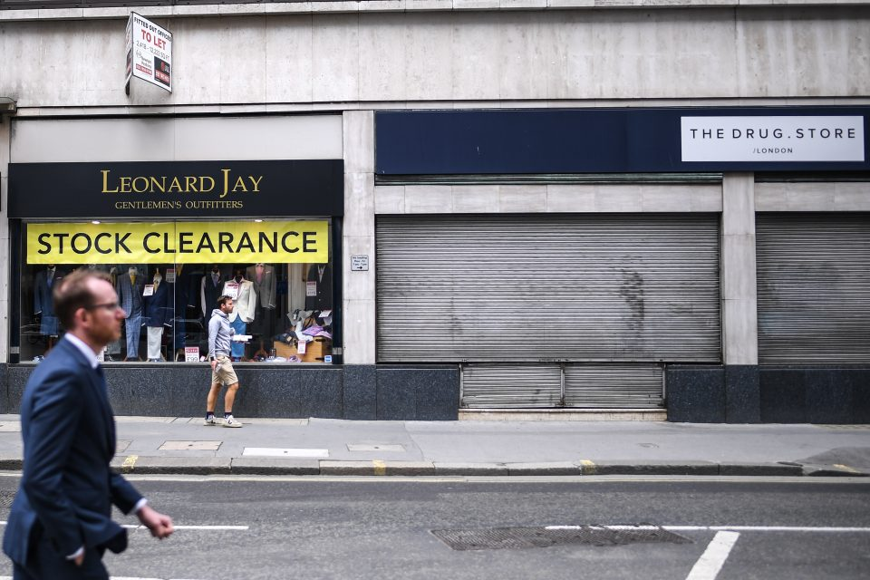 UK: A Nation Of Shopkeepers At Risk