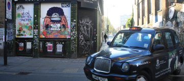 London black cab advert banned for exaggerating Covid-19 safety claims