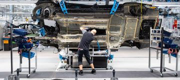 Car production fell once again in October as the sector's nightmare year showed no sign of ending.