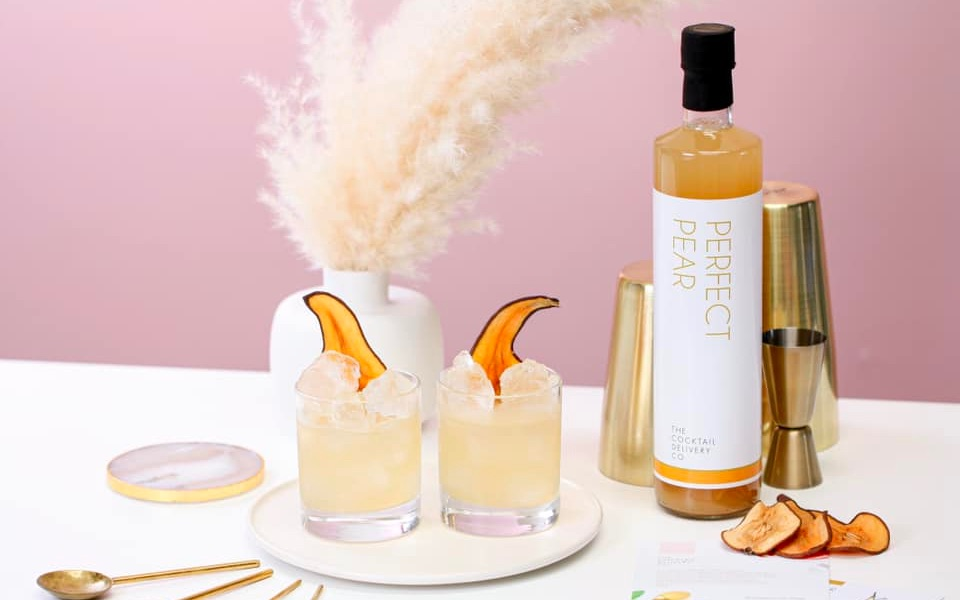 Enjoy lockdown cocktails with The Cocktail Delivery Company