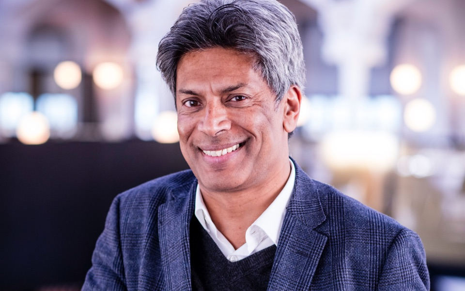 Des Gunewardena, Chairman and CEO of D&D London
