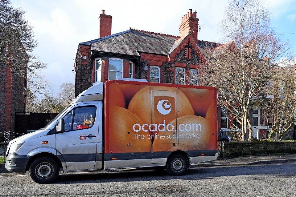 Digital grocer Ocado has announced two acquisitions worth nearly $300m (£232m) and bumped up its full year earnings forecast, it announced this morning.