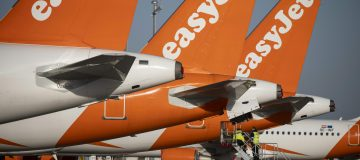 Easyjet today fell to the first loss in its history as the full impact of the coronavirus pandemic was revealed.