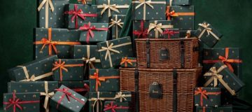 The most extraordinary hampers in the world, from Harrods