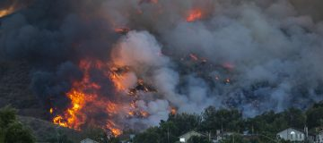 Insurance firm Hiscox said that it had set aside $75m (£58.1m) for natural disasters claims in the third quarter
