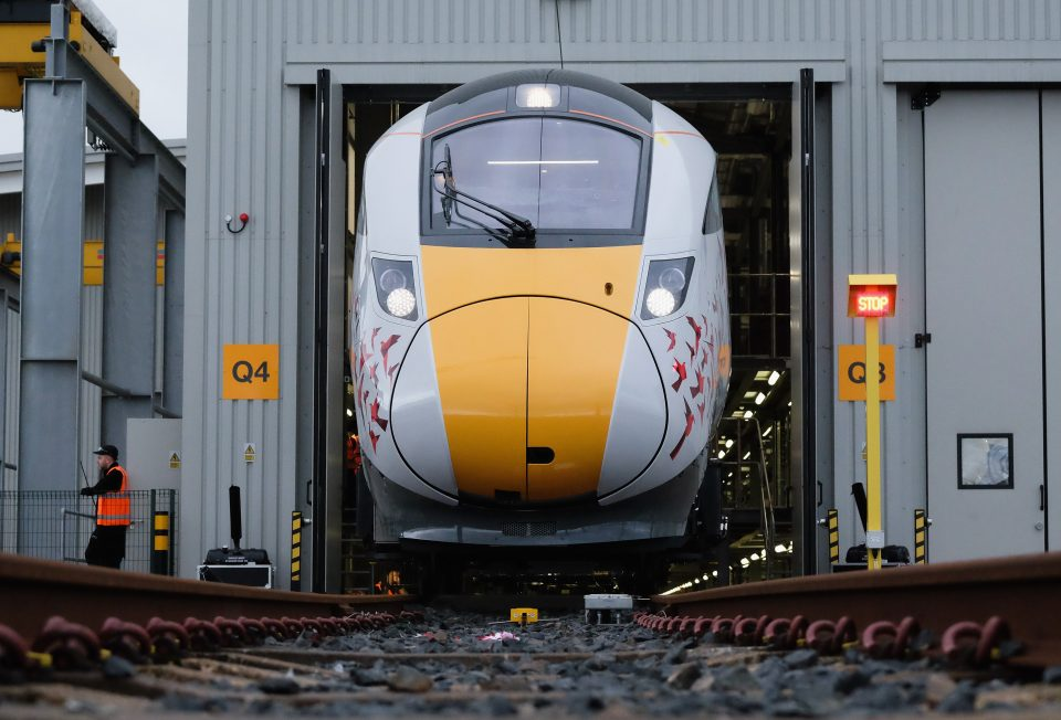 Investment fund GLIL Infrastructure today announced that it will buy a 30 per cent equity stake in rolling stock firm Agility Trains East (ATE) from Hitachi Rail.