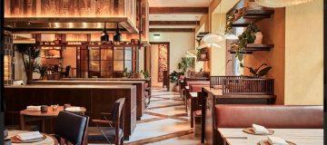 Chris Leach and Aji Akokomi would both like to try new restaurant Kol