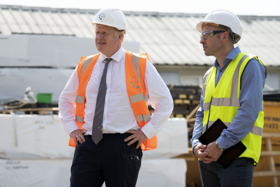 """Last night Boris Johnson unveiled his much-touted 10 point plan to drive a """"green industrial revolution"""" in the UK, creating 250,000 jobs in the process."""