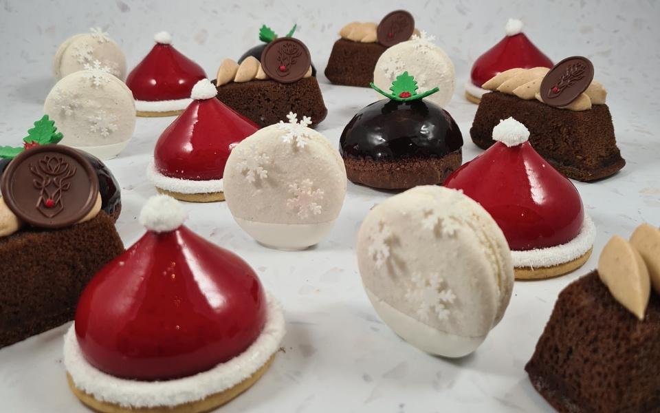 Sarah Frankland's Ridgeview Macarons