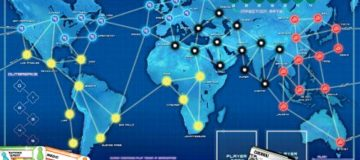 The board game Pandemic - perfect for lockdown