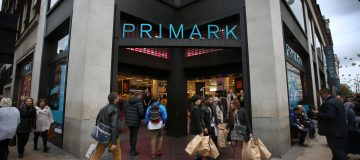 Primark will reopen all of its stores in England when lockdown lifts next week, with extended opening hours to cope with higher demand ahead of the holiday season.