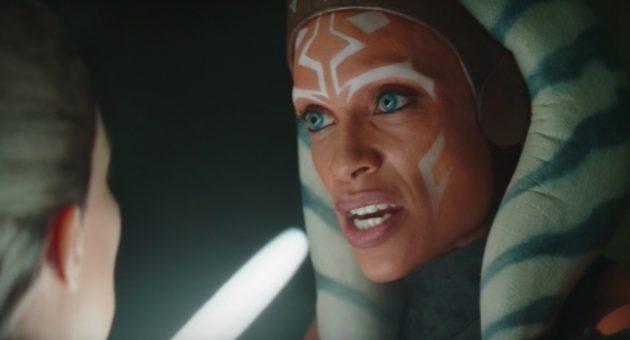 The Mandalorian season 2 episode 5: S2E5 a Clone Wars showdown