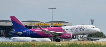 Wizz Air said that passenger numbers dropped 69 per cent in October as further coronavirus restrictions came into effect around the world.