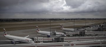 Workers at Heathrow Airport are planning to strike on Tuesday over proposed pay cuts, the airport said today.