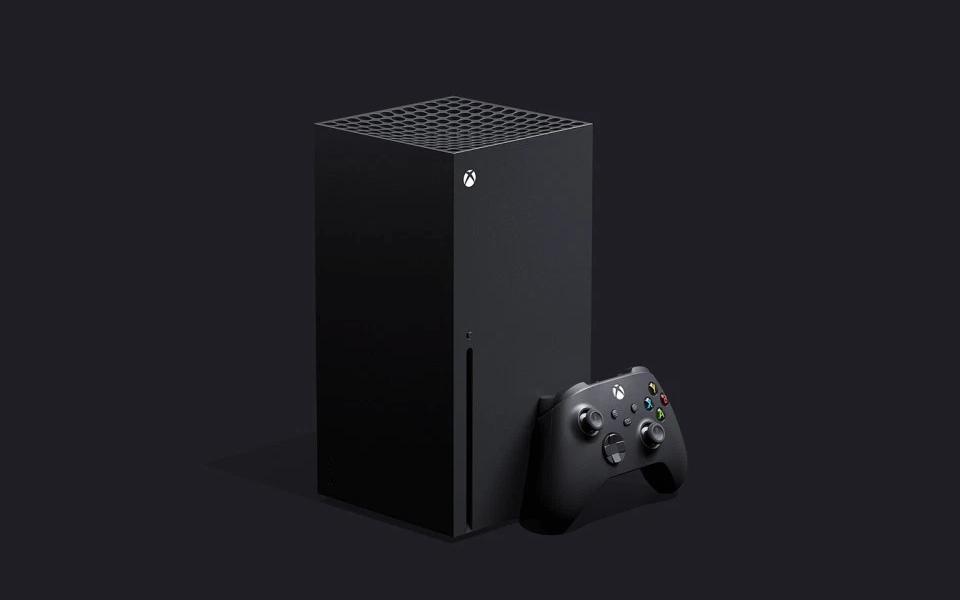 "The new Xbox Series X, dubbed ""The Fridge"""