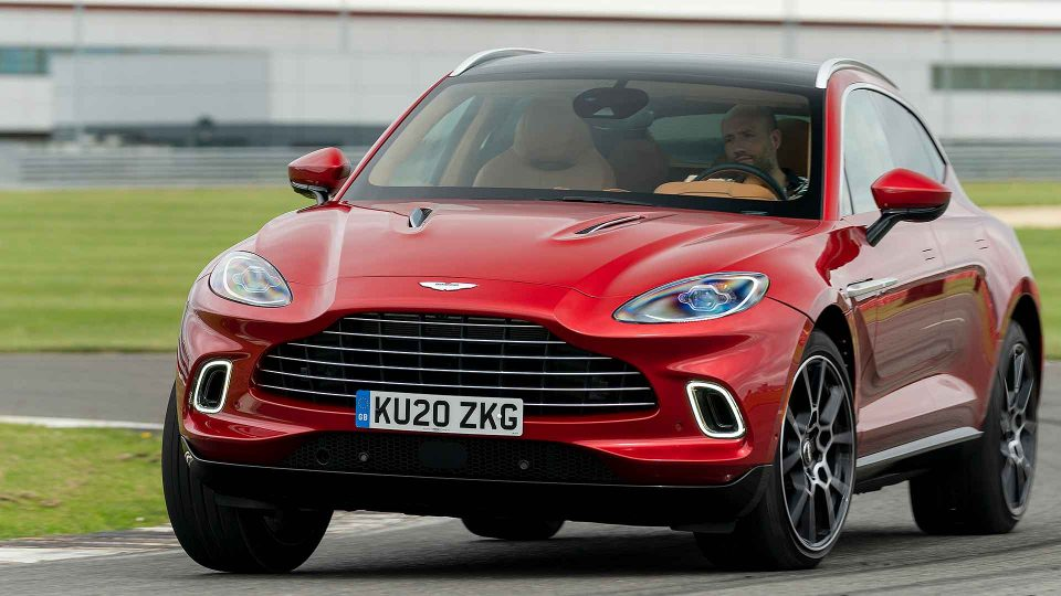 Aston Martin Careers To 320m Loss As Car Sales Fall A Third Cityam