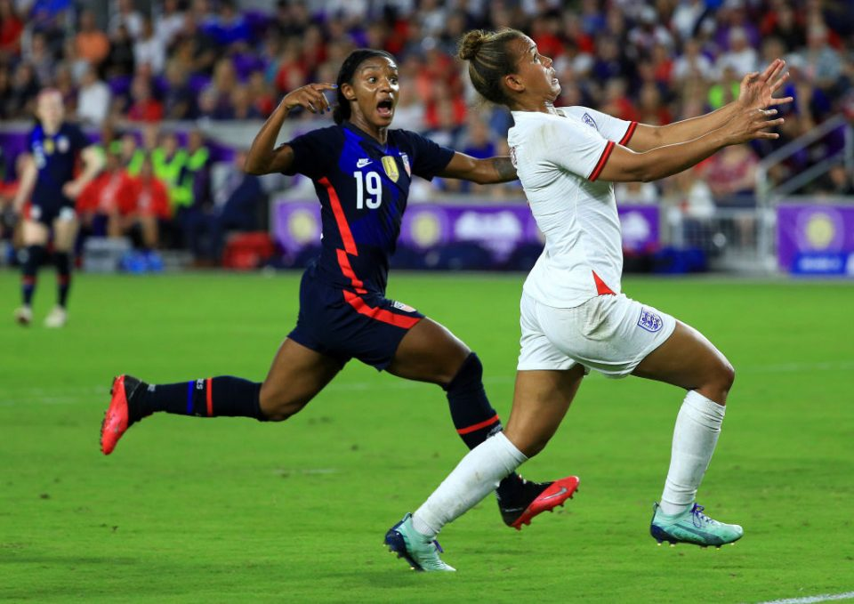 Football's Women's Euro 2021 will take place at the end of the coming season, which Deloitte predicts will be a bumper one for women's sport