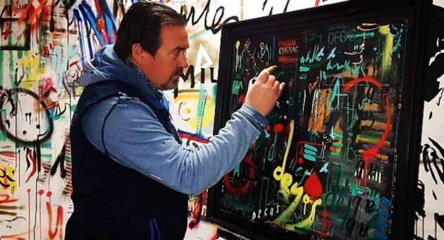 Military vet Barry John to host Brunswick Art Gallery show