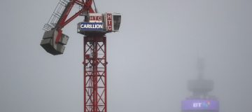 British Construction Company Carillion Goes Into Compulsory Liquidation
