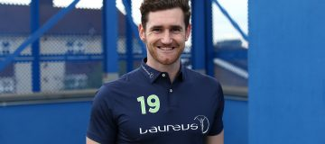 Former Olympic champion swimmer Cameron van der Burgh now works in London as a hedge fund analyst