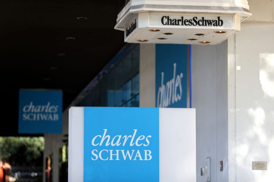 Charles Schwab fined £9m for failing to protect client assets