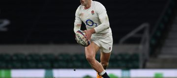 England face France in the Autumn Nations Cup final on Sunday in front of a crowd capped at 2,000