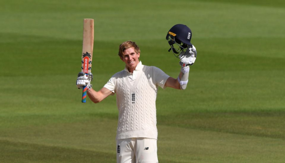 Kent batsman Zak Crawley hit 267 for England against Pakistan in a breakthrough Test innings over the summer