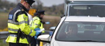 Garda Turn Back Non-essential Travellers From Jonesborough Border
