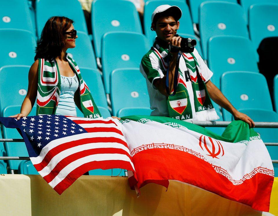 Group D Iran v Angola - World Cup 2006