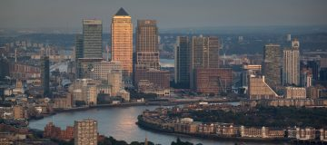 UK business activity contracted sharply last month as a result of the second national lockdown, but beat previous forecasts.