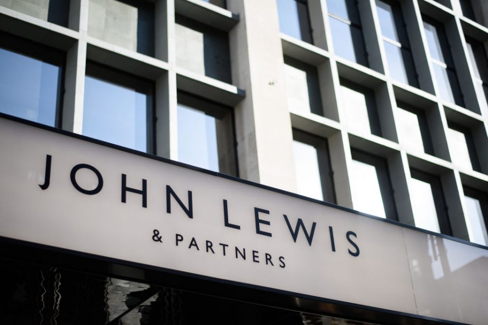 John Lewis has today hired a senior Experian director to take over as its director of financial services as the department store pushes into the digital retail space.