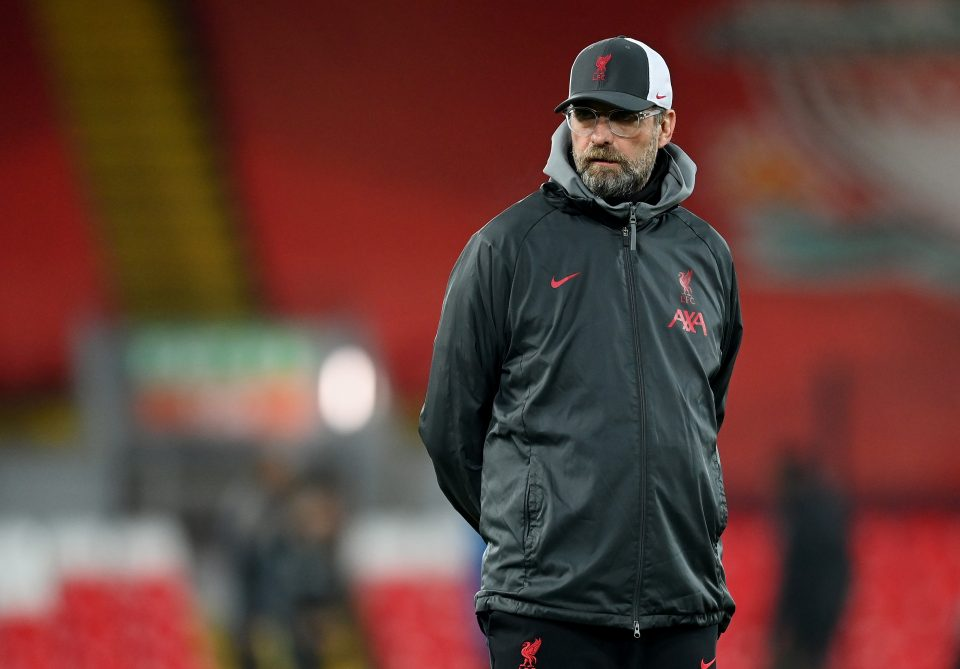 Liverpool manager Jurgen Klopp has been among the critics of English football's post-Brexit transfer rules