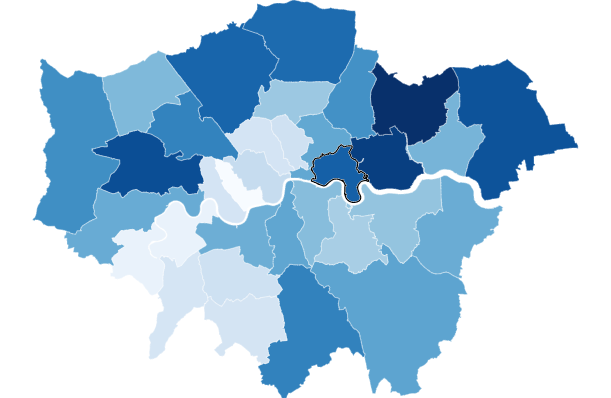 London coronavirus cases: Number of Covid-19 infections in your borough