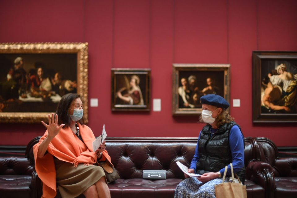National Portrait Gallery To Reopen With Timed Slots For Visitors