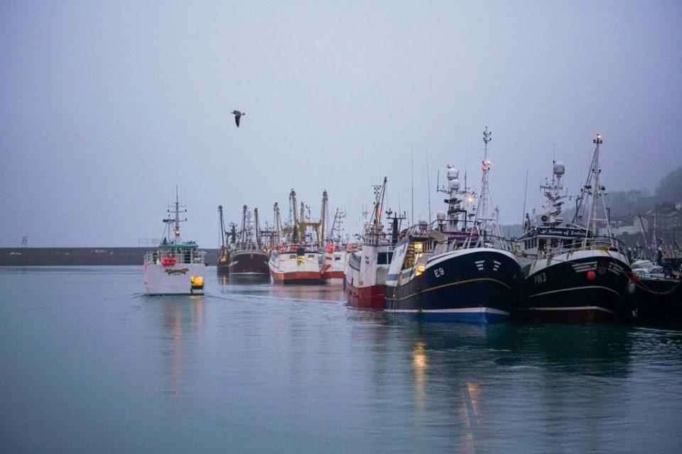Newlyn Fishing Port Prepares For New Rules Post-Brexit