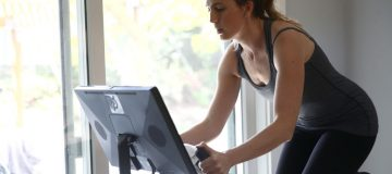 Fitness technology such as Peloton facilitated the increase in home workouts during lockdown conditions