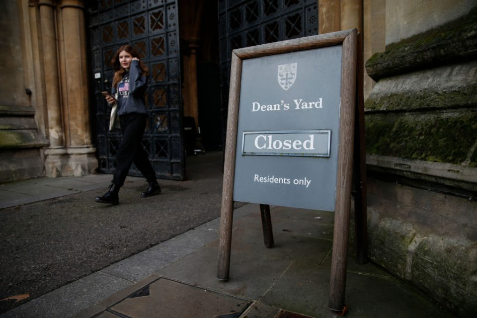 Scientific Advisers Recommend Secondary Schools Remain Closed In January