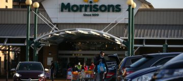 Shoppers Stock Up For England's Second Lockdown