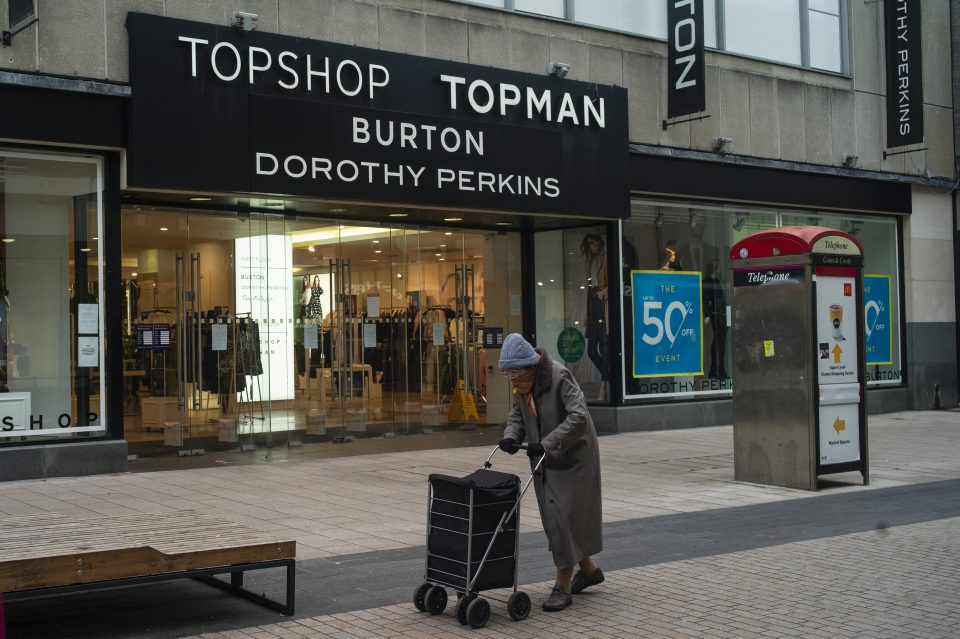 US retail giant Authentic Brands is planning an audacious double swoop for collapsed Arcadia and Debenhams in a deal that would transform the high street.