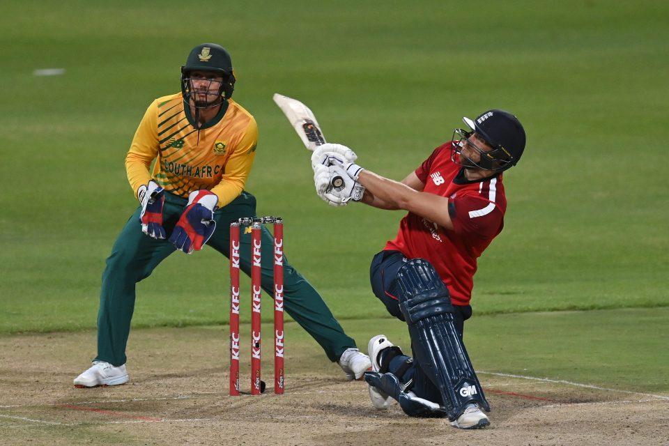 England's Dawid Malan has now hit half-centuries in six of his last 12 T20 internationals