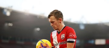 Southampton's James Ward-Prowse is the standout player to watch in 2021, according to data analysis