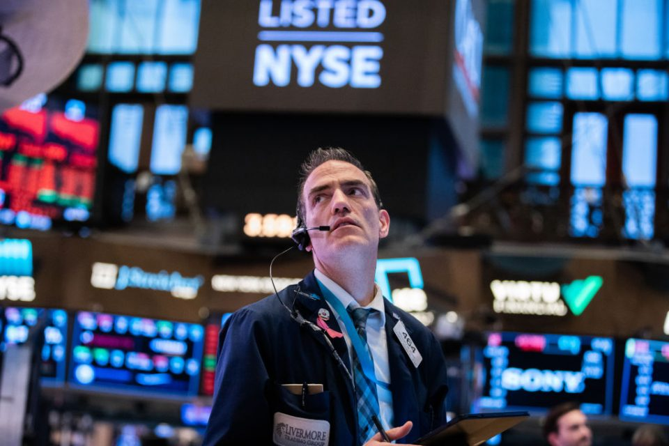 FTSE 100 tumbles on Covid blockade as sell-off spreads to US stocks
