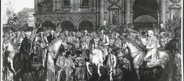 The Proclamation of the Peace of Amiens In London