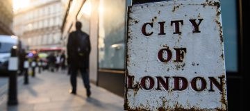The Square Mile - London's Financial District