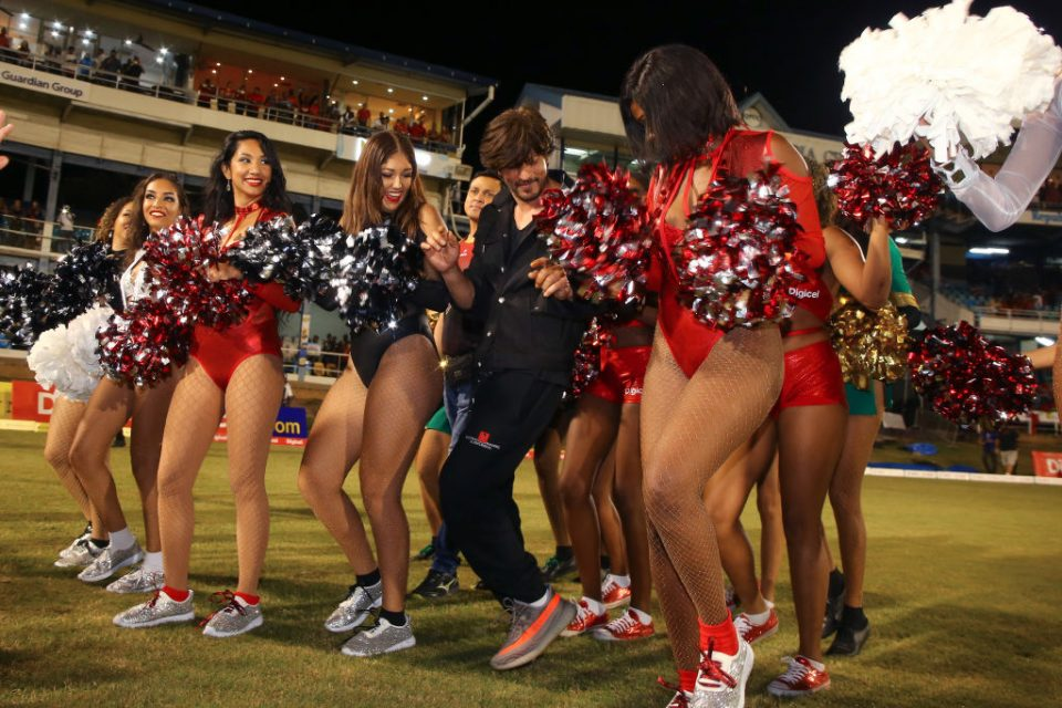 Bollywood star Shah Rukh Khan is the owner of Indian and Caribbean T20 franchises and an early backer of Major League Cricket