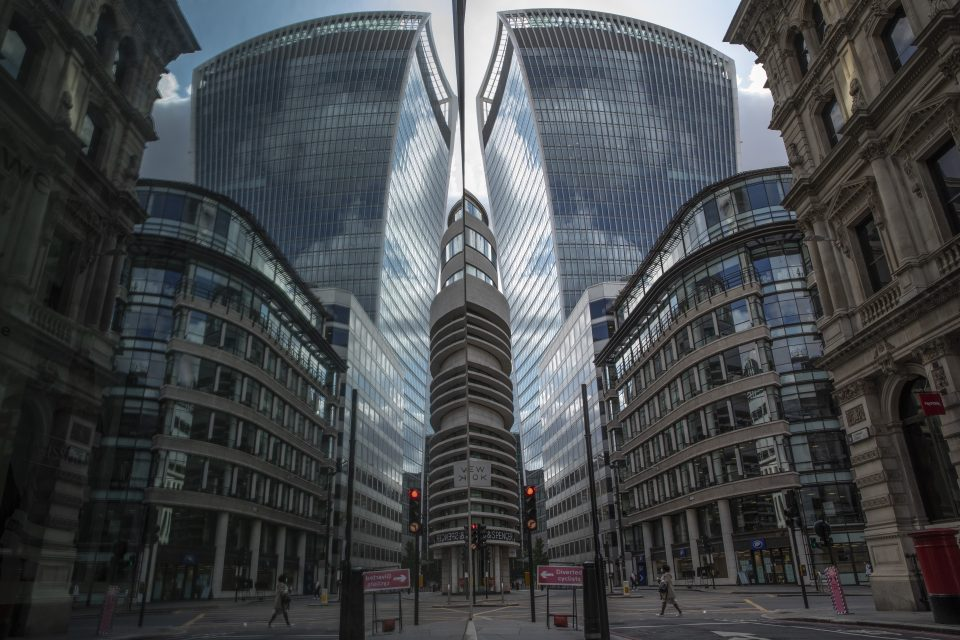 UK Government Urges Employees To Return To The Workplace