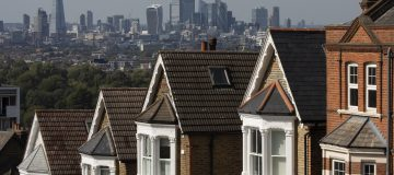 UK house prices grow at strongest pace in four years